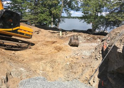 Waterfront-new-build-drilled-well-and-site-prep