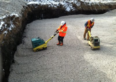 compacted base
