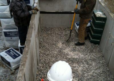 concrete install