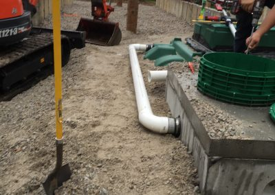 waterfront septic system